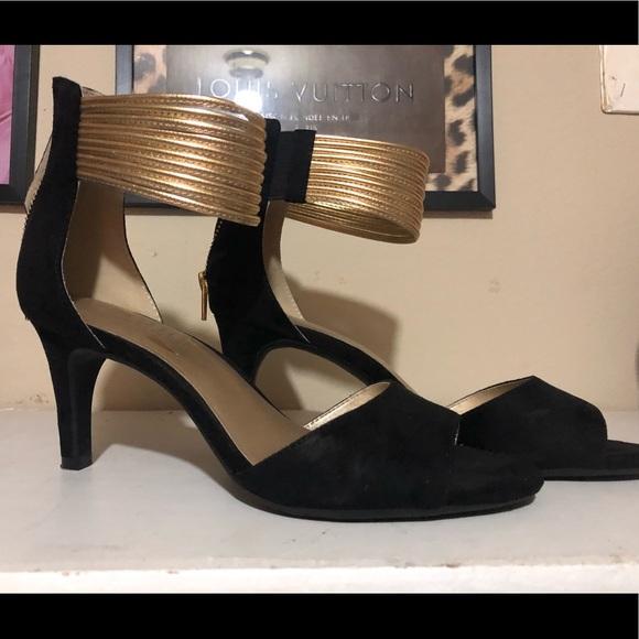 2ffab229ae1e Aerosoles Glamour Girl 6.5 Black Heel worn once